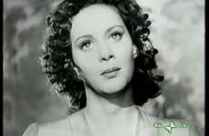 Alida Valli in un ritratto di Giancarlo Governi