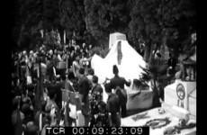 I principi di Piemonte visitano Pola, 1931.