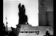 Inaugurazione del monumento di Nazario Sauro