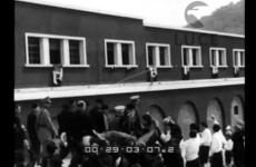 Inaugurazione dell'acquedotto istriano